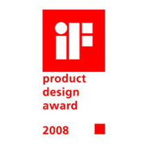 iF, Hannover, product design award 2008